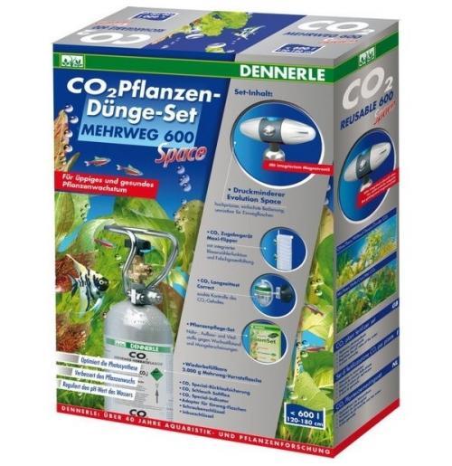 DENNERLE CO2 MEHRWEG 600 SPACE