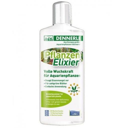 DENNERLE PLANT ELIXIR 250 ML