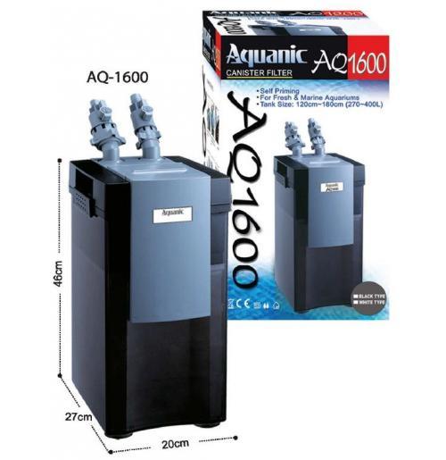 Внешний канистровый фильтр Aquanic AQ-1600 (KW)