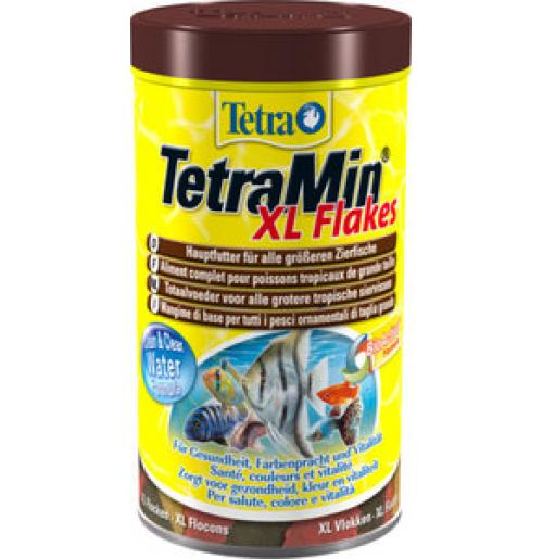 TetraMin Flakes XL (крупные хлопья) 1000 мл.