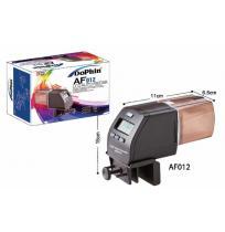 Автокормушка для рыб DOPHIN AF012 с жк дисплеем на 1-5 кормлений