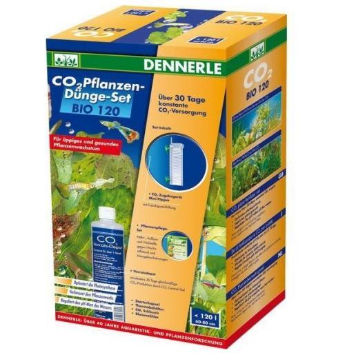 DENNERLE BIO 120 CO2 PROFI KOMPLETTSET