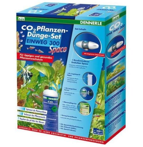 DENNERLE CO2 EINWEG 300 SPACE