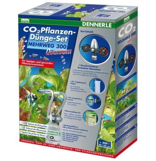 DENNERLE CO2 MEHRWEG 300 QUANTUM