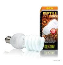 Лампа Exo-Terra Repti Glo Compact E27 10.0, 26 Вт.
